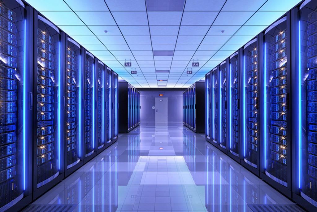 data center moving