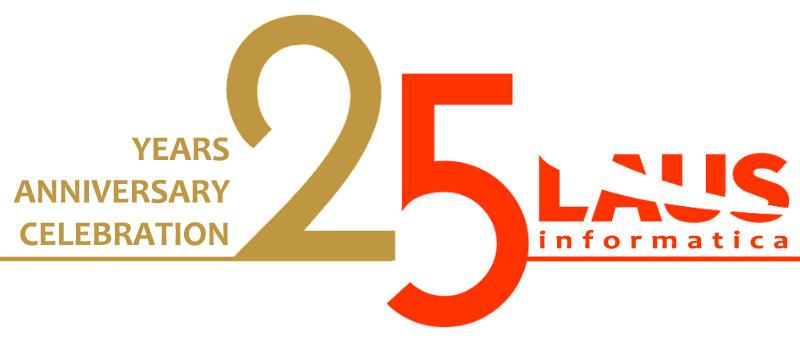 Laus Informatica 25° anniversario