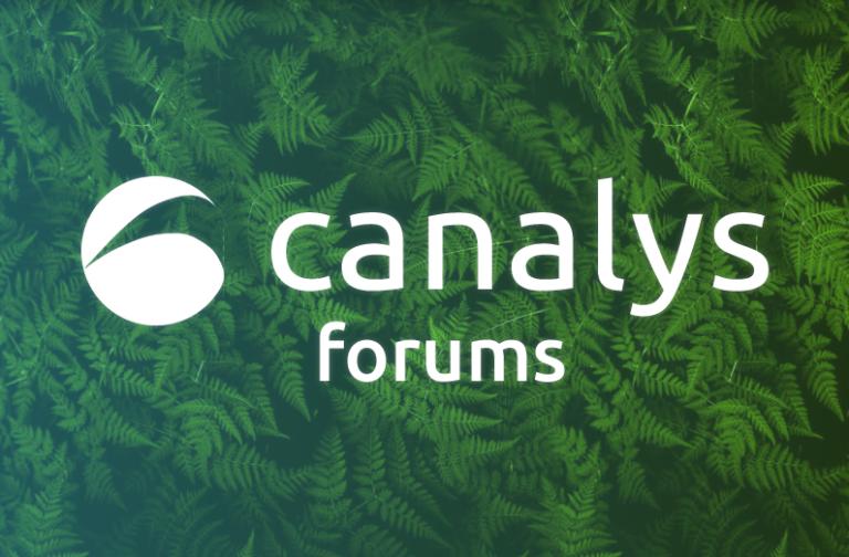 Canalys forum